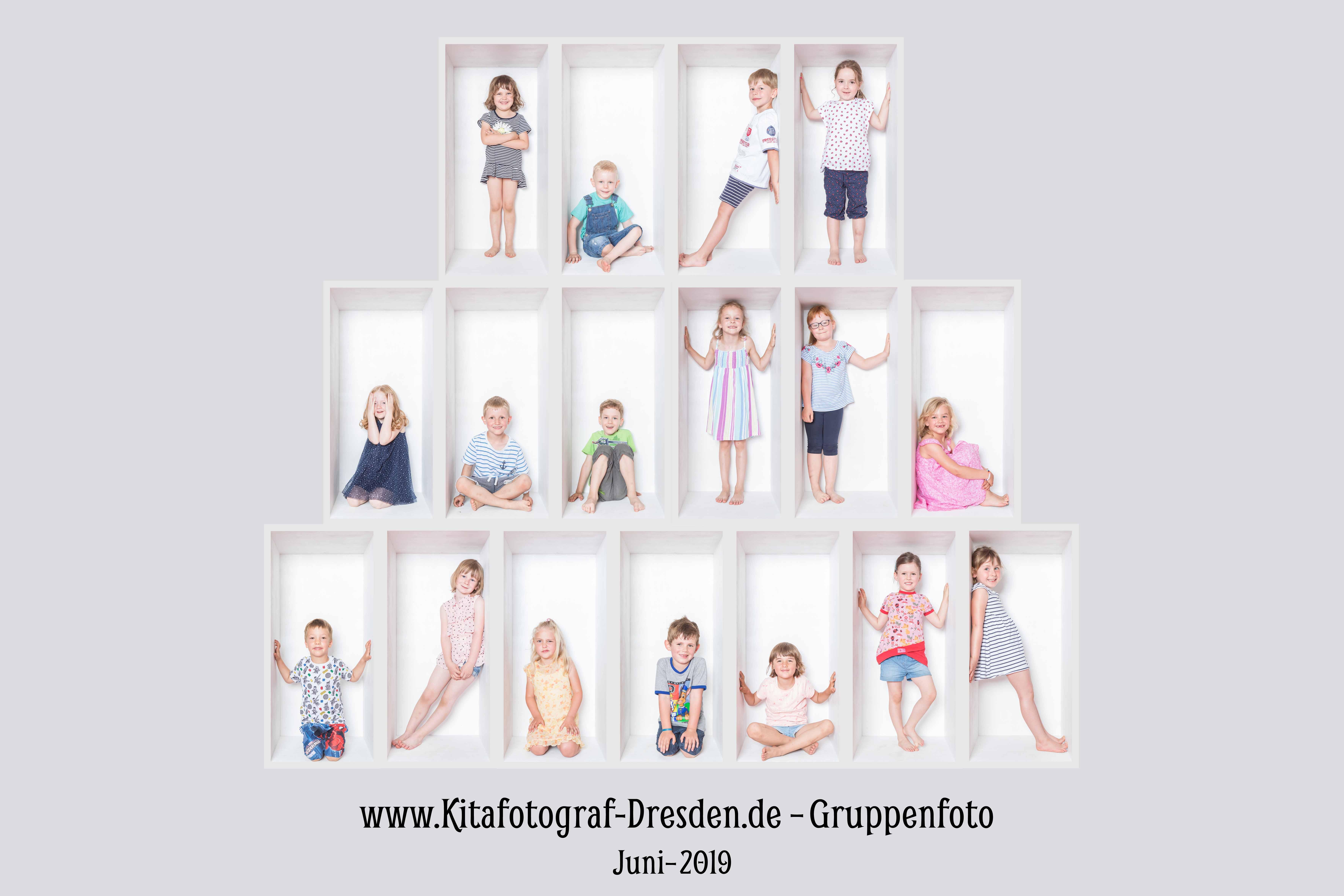 Gruppenfoto Kitabilder